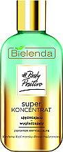 Voňavky, Parfémy, kozmetika Super koncentrát pre telo s anticelulitídnym účinkom - Bielenda Body Positive Super Koncentrat