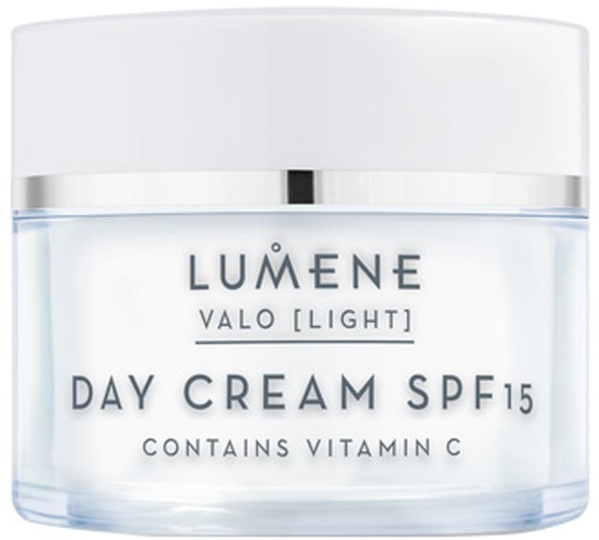 Denný krém pre žiarivosť pleti - Lumene Valo Vitamin C Day Cream SPF15 — Obrázky N1