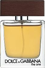 Voňavky, Parfémy, kozmetika Dolce & Gabbana The One for Men - Toaletná voda (Tester s vekom)