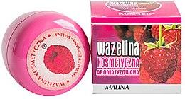 """Voňavky, Parfémy, kozmetika Vazelína na pery """"Malina""""  - Kosmed Flavored Jelly Raspberry"""