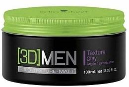 Voňavky, Parfémy, kozmetika Textúrovaná hlina na vlasy - Schwarzkopf Professional 3D Mension Texture glay