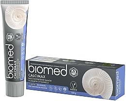 "Voňavky, Parfémy, kozmetika Posilnenie zubnej pasty ""Kaltsimaks"" - Biomed Calcimax"