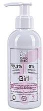 Voňavky, Parfémy, kozmetika Tekutina pre intímnu hygienu - Active Organic Girl