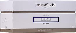 """Voňavky, Parfémy, kozmetika Bomba do kúpeľa """"Oduševnelosť"""" - AromaWorks Soulful AromaBomb Duo"""