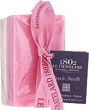 Voňavky, Parfémy, kozmetika Sada - Le Chatelard 1802 Rose & Jasmine (soap/100g + soap/100g)