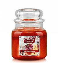Voňavky, Parfémy, kozmetika Vonná sviečka - Country Candle Winter Sangria
