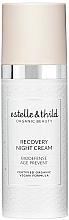 Voňavky, Parfémy, kozmetika Regeneračný nočný krém - Estelle & Thild BioDefense Instant Recovery Night Cream