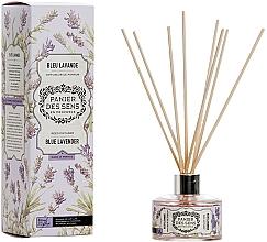 Voňavky, Parfémy, kozmetika Aromatický difúzor Levanduľa - Panier Des Sens Lavender Reed Diffuser