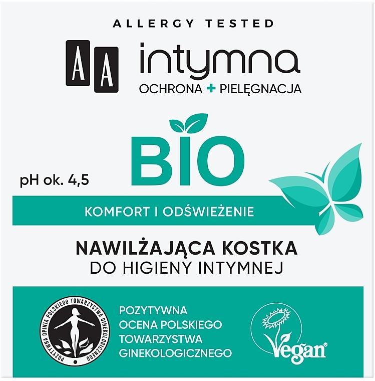 Hydratačné mydlo pre intímnu hygienu - AA Intimate