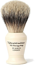 Voňavky, Parfémy, kozmetika Štetka na holenie, S375 - Taylor of Old Bond Street Shaving Brush Super Badger size M