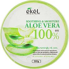 Voňavky, Parfémy, kozmetika Univerzálny hydratačný gél s aloe - Ekel AloeVera 100% Soothing Gel