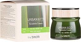 Voňavky, Parfémy, kozmetika Výživný krém - The Saem Urban Eco Harakeke Cream EX