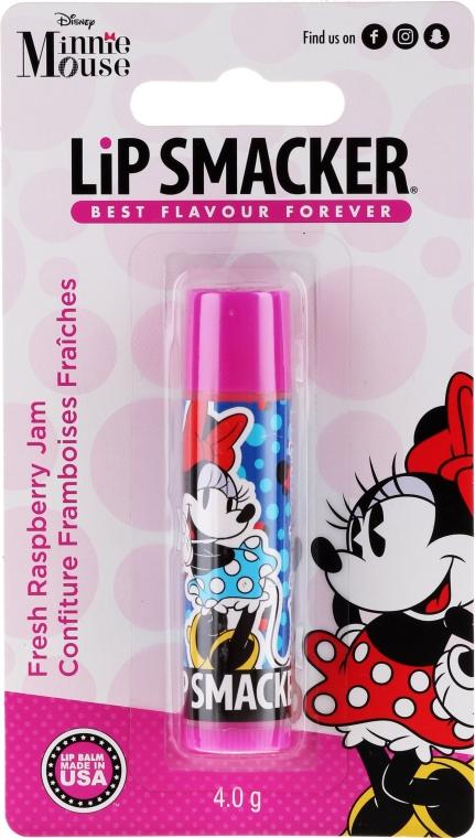 """Balzam na pery """"Malinový džem"""" - Lip Smacker Disney Minnie Mouse Fresh Raspberry Jam — Obrázky N1"""