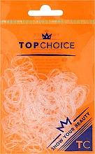 Voňavky, Parfémy, kozmetika Vlasové gumičky 22142, priehľadné - Top Choice