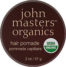 Voňavky, Parfémy, kozmetika Pomáda pre výživu a vzhladenie suchých a neposlušných vlasov - John Masters Organics Hair Pomade