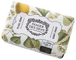 Voňavky, Parfémy, kozmetika Mydlo - Panier Des Sens Extra Gentle Natural Soap with Shea Butter Cedrat Linden