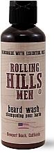 Voňavky, Parfémy, kozmetika Čistiaci prostriedok na bradu - Rolling Hills Men Beard Wash