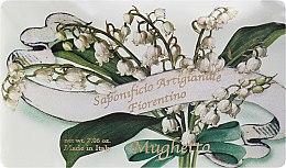 """Voňavky, Parfémy, kozmetika Toaletné mydlo """"Konvalinka"""" - Saponificio Artigianale Fiorentino Lily Of The Valley"""
