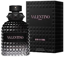 Voňavky, Parfémy, kozmetika Valentino Uomo Born In Roma - Toaletná voda