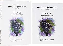 """Voňavky, Parfémy, kozmetika Textilná maska """"Francúzsko"""" - Calluna Medica France Whitening Biocellulose Facial Mask"""