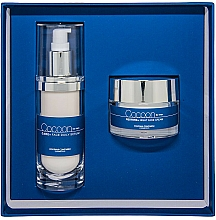 Voňavky, Parfémy, kozmetika Sada - Fontana Contarini Cocoon (ser/60ml + cr/50ml)