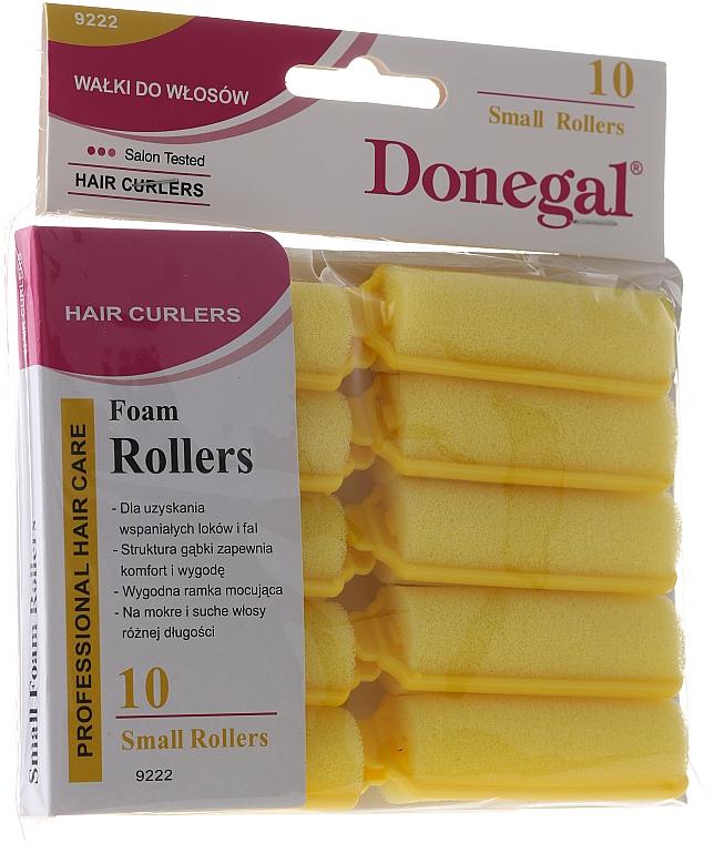 Natáčky na vlasy 20 mm, 10 ks - Donegal Sponge Curlers