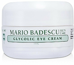 Voňavky, Parfémy, kozmetika Glykolový krém na oblasť okolo očí - Mario Badescu Glycolic Eye Cream