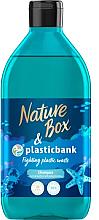 Voňavky, Parfémy, kozmetika Hydratačný šampón na vlasy - Nature Box Plastic Bank Shampoo