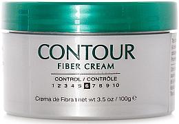Voňavky, Parfémy, kozmetika Krémový vosk na vytvorenie flexibilných účesov - Lanza Healing Style Contour Fiber Cream