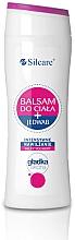Voňavky, Parfémy, kozmetika Balzam na telo s hodvábom - Silcare Milky Yoghurt Body Balm