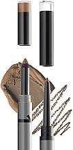 Voňavky, Parfémy, kozmetika Púder a ceruzka na obočie - Gokos Brow Duo