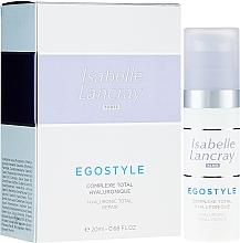 Voňavky, Parfémy, kozmetika Hyaluronické krémové sérum proti starnutiu - Isabelle Lancray Egostyle Hyaluronic Total Repair