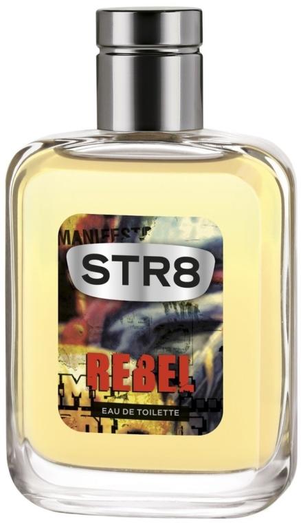 STR8 Rebel - Toaletná voda