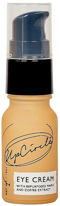 Krém na viečka s javorom a kávou - UpCircle Eye Cream With Maple And Coffee