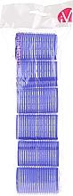 Voňavky, Parfémy, kozmetika Natáčky na suchý zips, 499595, modré - Inter-Vion