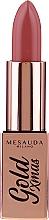 Voňavky, Parfémy, kozmetika Rúž na pery - Mesauda Milano Gold Xmas Lipstick