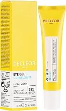 Voňavky, Parfémy, kozmetika Hydratačný gélový krém na pokožku kontúr očí - Decleor Hydra Floral Everfresh Hydrating Wide-Open Eye Gel
