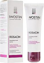 Voňavky, Parfémy, kozmetika Upokojujúci nočný krém pre tvár - Iwostin Rosacin Redness Reducing Night Cream