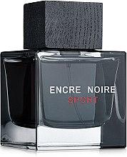 Voňavky, Parfémy, kozmetika Lalique Encre Noire Sport - Toaletná voda(tester s uzáverom)
