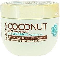 Voňavky, Parfémy, kozmetika Regeneračná maska na vlasy - Kativa Coconut Oil Mask
