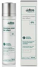 Voňavky, Parfémy, kozmetika Krém pre pokožku vaskulárnu a náchylnú na ružovku - Dottore Rossatore Cream Blur Effect