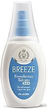 Voňavky, Parfémy, kozmetika Breeze Deo 24h Vapo - Dezodorant v spreji na telo