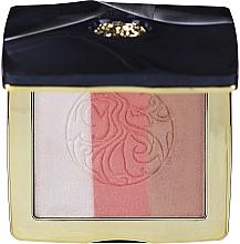 Voňavky, Parfémy, kozmetika Paleta rozjasňovačov na trblietavý make-up - Oribe Illuminating Face Palette Sunlit
