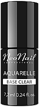 Voňavky, Parfémy, kozmetika Báza pod gélový lak, 7,2 ml - NeoNail Professional Aquarelle Base