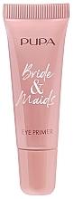 Voňavky, Parfémy, kozmetika Rozjasňujúca očná báza pred líčením - Pupa Bride & Maids Eye Primer