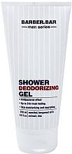 Voňavky, Parfémy, kozmetika Deodorant sprchový gél - Barber.Bar Men Series Shower Deodorizing Gel