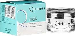 Voňavky, Parfémy, kozmetika Matovací krém pre tvár - Qiriness Purify Control Cream