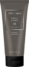 Voňavky, Parfémy, kozmetika Allvernum Tobacco & Amber - Parfumovaný sprchový gél