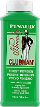 Voňavky, Parfémy, kozmetika Univerzálny biely telový mastenec - Clubman Pinaud Finest Talc