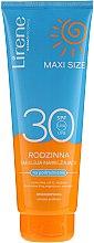 Voňavky, Parfémy, kozmetika Emulzia na opaľovanie - Lirene Sun Care Moisturizing Emulsion SPF30